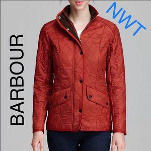 NWT Barbour Cavalry Polarquilt Jacket